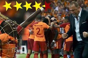 5 قهرمان در 60 فصل سوپرلیگ ترکیه!