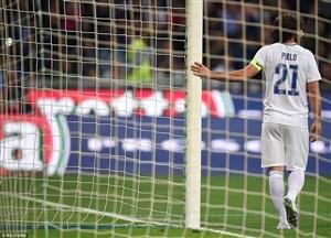 نگاهی به بازی خداحافظی پر ستاره آندره پیرلو