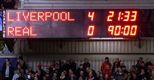 لیورپول 4 - رئالمادرید 0 (لیگ قهرمانان اروپا 2008/09)