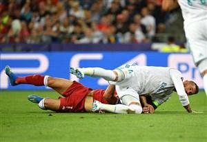 خشونت های راموس در دنیای فوتبال