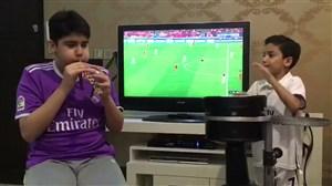 جشن قهرمانی رئال مادرید با ساز بوشهری