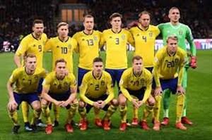 معرفی تیم ملی سوئد یکی از تیم های راه یافته به جام جهانی روسیه