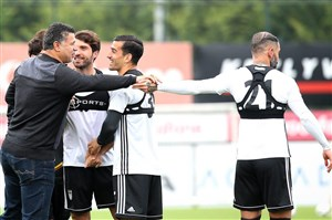 حواشی کمپ تمرین تیم ملی قبل از بازی با ترکیه