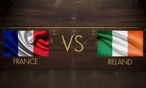 خلاصه بازی فرانسه ۲ - جمهوری ایرلند ۰
