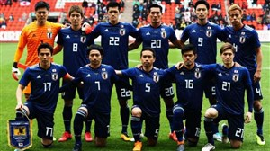 اعلام ترکیب بلژیک و ژاپن