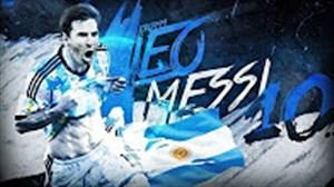 6 هتریک مسی برای تیم ملی آرژانتین