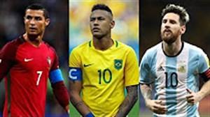 تمام گلهای از روی نقطه پنالتی در جام جهانی 2014