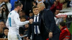 صحبتهای زیدان درباره وضعیت گرت بیل در رئال مادرید