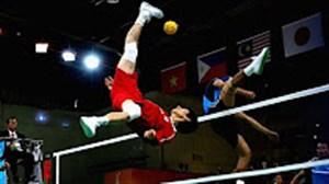 ورزش سپک تاکرا ، وقتی فوتبال و والیبال با هم ترکیب می شوند