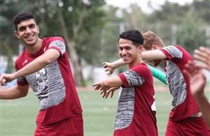 جامانده های تیم امید؛ از هافبک پرسپولیس تا دفاع ذوب
