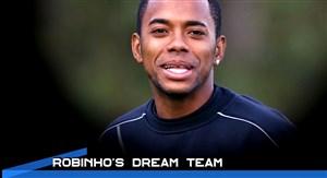 تیم رویایی روبینیو ستاره سابق برزیل