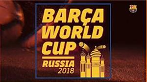 ملیپوشان حاضر در جامجهانی 2018 از بارسلونا
