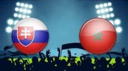 خلاصه بازی مراکش 2 - اسلوواکی 1