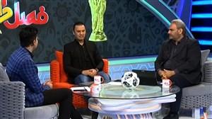 پاشازاده از نحوه دعوت شدنش به تیم ملی میگوید