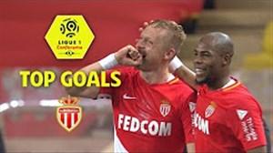 3 گل برتر موناکو در فصل 2017/18 لوشامپیونه