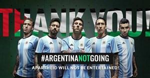 حواشی لغو دیدار تیم ملی آرژانتین و رژیم صهیونیستی