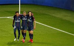 منتخب 67 گل پاریس سن ژرمن در فصل 18-2017
