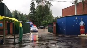خروج تیمملی از کمپ لوکوموتیو برایتقابل با لیتوانی