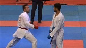 قهرمانی خدابخش در مسابقات لیگ جهانی کاراته - ترکیه