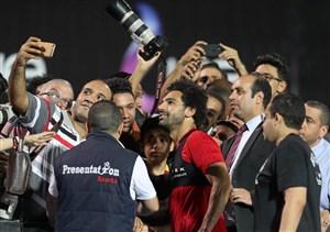 سالگرد صعود مصر به جام جهانی 2018 روسیه با گلزنی صلاح