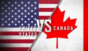 خلاصه والیبال کانادا ۱ - آمریکا ۳
