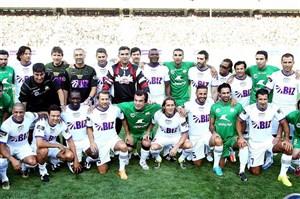تاریخ فوتبال; ستارگان ایران - ستارگان جهان