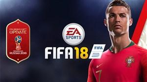 پست جدید EA برای جام جهانی 2018 روسیه