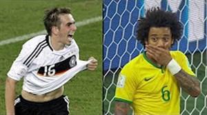 گلهای بازیهای افتتاحیه جام جهانی 2014-1982