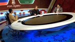 اولین و آخرین گریه فردوسی پور در جام های جهانی