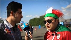 نظر هواداران تیم ملی درمورد نتیجه دیدار با مراکش