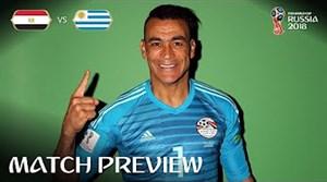 صحبت های حسام الحداری قبل از دیدار با اروگوئه