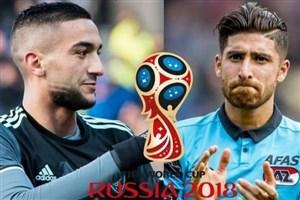 جهانبخش و حکیم زیاش در فوتبال خیابانی