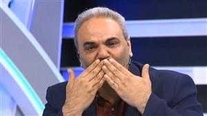 لخظات آخر بازی ایران و مراکش با خوشحالی و اشکهای خیابانی