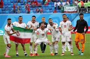نفر به نفر با تیم ملی در جام جهانی