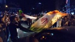 خاطره انگیز; شادی مردم پس از برد ایران مقابل مراکش