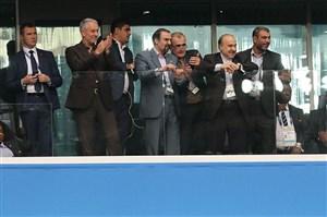 فیفا و یوفا در فینال لیگ قهرمانان آسیا
