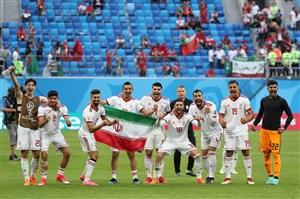 رابسون: ایران خوب نبود؛ فقط به مراکش واکنش نشان میداد