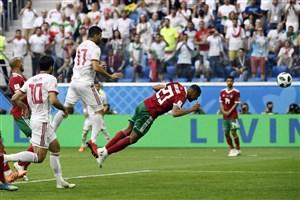 مصاحبه ورزش سه با روزنامهنگار مراکشی پس از شکست