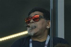 مارادونا: آرژانتین بدون مسی تیم دیگری است