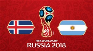 خلاصه بازی آرژانتین 1 - ایسلند 1 (جام جهانی روسیه)