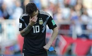 فرانسه؛ پایان طلسم شوم مسی در جام جهانی؟