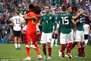 همه میهمانان ضیافت کوپا آمه ریکا؛ از مکزیک تا قطر