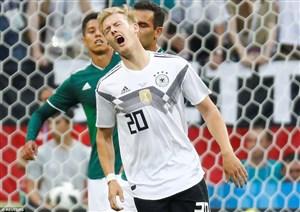 شروع بد پس از 52 سال؛ آلمان پر از اشتباه بود!