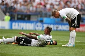 مصاحبه ورزش سه با پارک جی سونگ پس از شکست آلمان