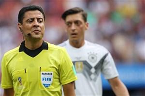 احتمال قضاوت فینال جام جهانی با سوت فغانی