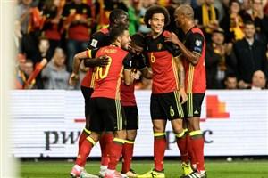 بازیهای خاطره انگیز تیم ملی بلژیک در تاریخ فوتبال