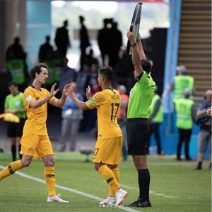 تجربه دنیل ارزانی از حضور در جام جهانی در برابر فرانسه