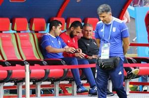 غیبت چشمی در آخرین تمرین تیم ملی در کازان (اختصاصی)