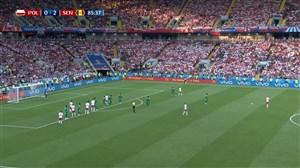 گل اول لهستان به سنگال (گریگوری کریچوویاک)