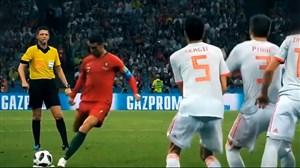 بهترین گلهای هفته اول بازی های جام جهانی 2018